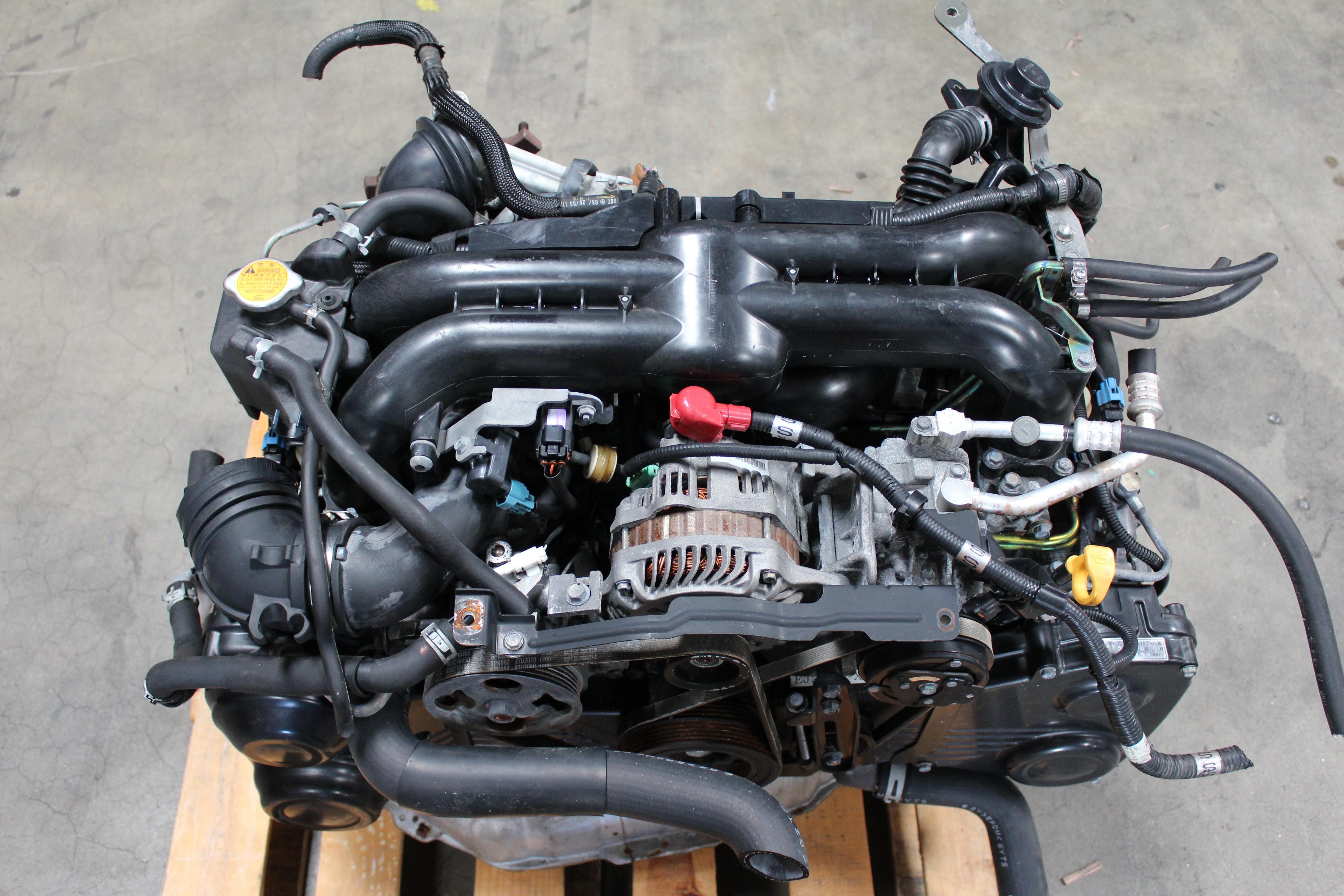 Subaru Legacy 2 0l Dohc Turbo Engine Jdm Ej20x 2003 2006