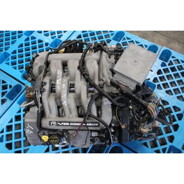 Mazda mpv 2 5l 4 cylinder engine jdm gy 1999 2001 mazda for 2001 mazda mpv window motor