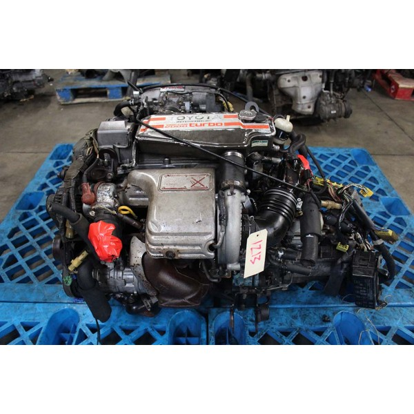 Toyota Celica 3SGTE Turbo Engine 4th Gen ST165 5 Speed Manual