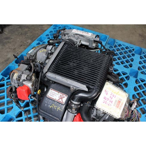 Toyota Celica All Trac Engine 3SGTE 2 0L 2nd Gen ST185 GT