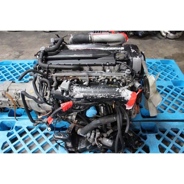 nissan skyline rb26dett engine twin turbo w/ awd manual transmission ecu  wiring - jdm engines