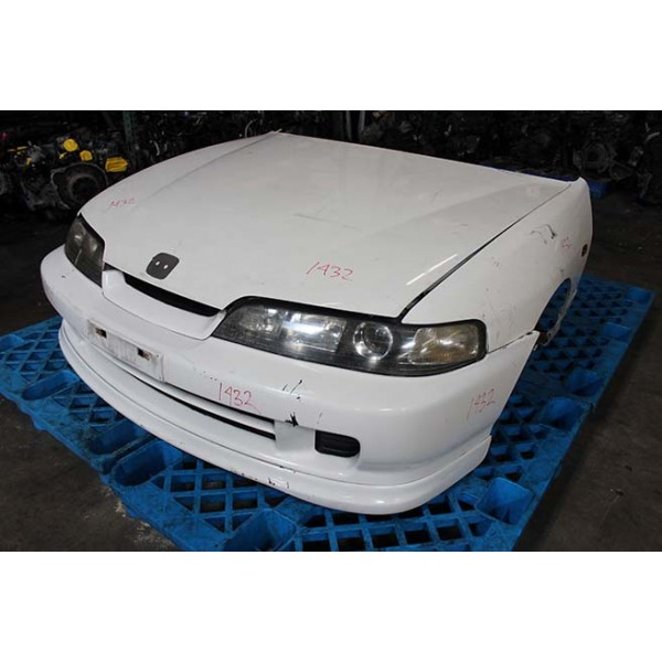 jdm dc2 acura honda integra type r front end nose cut - jdm front clips