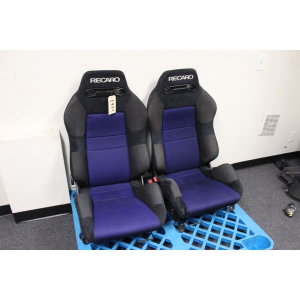 Recaro Racing Seats W Subaru Impreza Wrx Sti Seat Rails Jdm Accessories