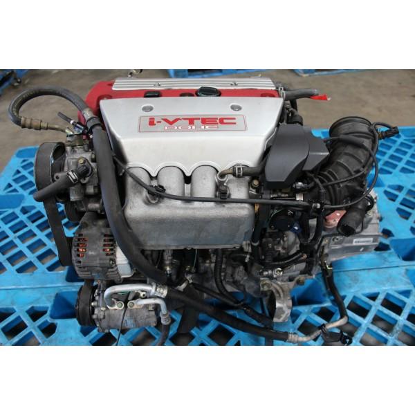 dc5 honda integra type r k20a vtec engine y2m3 manual lsd