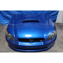 BP5 Subaru Legacy GT Front End Nose Cut