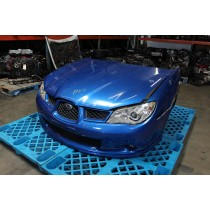 Subaru Impreza Wagon Front End Nose Cut