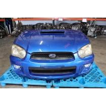 GDB Subaru Impreza WRX v8 Front End