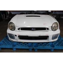 GDA Subaru Impreza WRX v7 Front Bumper