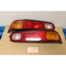 DC2 Acura Honda Integra Type R Rear Tail Lights Hatchback Taillights