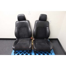 97-01 Honda Prelude Front and Rear Leather Seats BB8 BB6