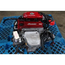 Toyota 3SGE Beams Red Top Engine w/ Manual Transmission ECU Wiring