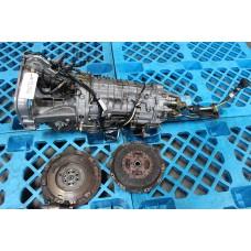 GDB Subaru Impreza WRX STI Ver 8 DCCD 6 Speed Manual Transmission 3.90 FD ty856wb6ka