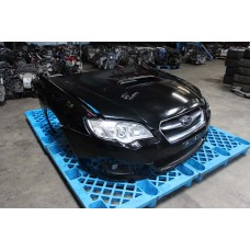 Subaru Legacy GT Nose Cut Front End