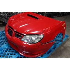 JDM Subaru Impreza WRX Ver 9 Wagon Red