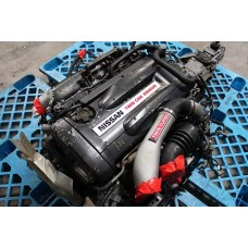 Nissan Skyline RB26DETT Engine Twin Turbo w/ AWD Manual Transmission ECU Wiring