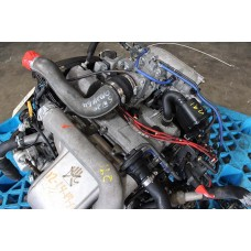 SW20 Toyota MR2 Turbo 3SGTE Engine w 5 Speed Manual Transmission