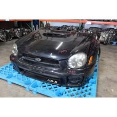 GDB Subaru Impreza WRX STI v7 NB-R Front End