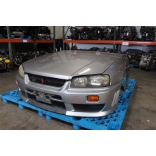 R34 Nissan Skyline Front End