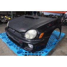 GDA Subaru Impreza WRX Ver 7 Sedan Front End Nose Cut