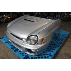 GDA Subaru Impreza WRX Ver 7 Sedan Front End Nose Cut