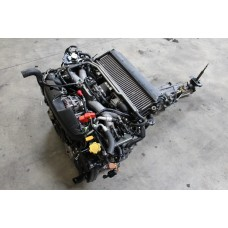 Subaru Impreza WRX EJ205 Turbo Engine AVCS EJ20 Motor & Manual Transmission