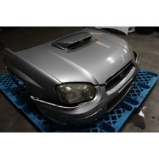 JDM Subaru Impreza WRX STI Ver 8 Front End Front Clip