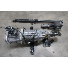Subaru WRX STI Version 8 Manual 6 Speed DCCD Transmission