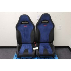 GDB Subaru Impreza WRX STI Ver 8 Front Seats