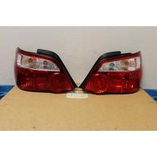 Subaru Impreza WRX STI Ver 8 Taillights Rear Tail Lights