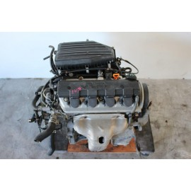 01 05 Honda Civic DX LX EX 1.7 L Vtec Engine D17A Motor D17A2