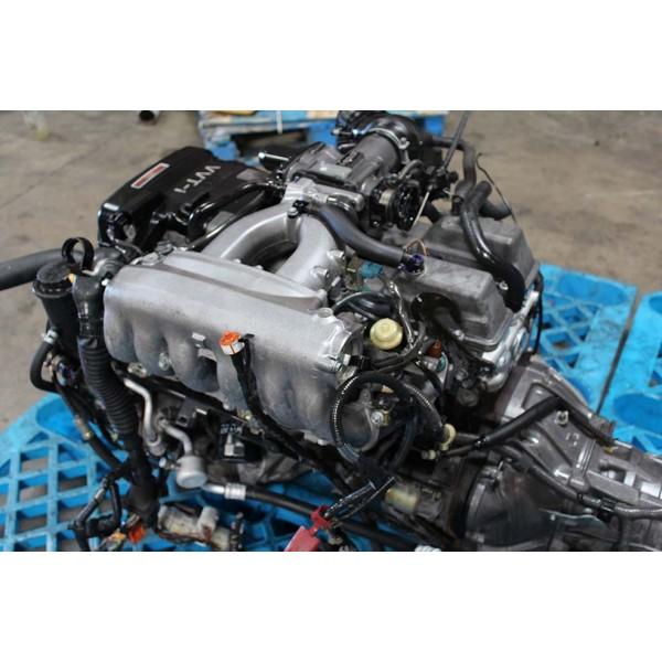Lexus Sc 300 1994 3 0 Engine Transmission
