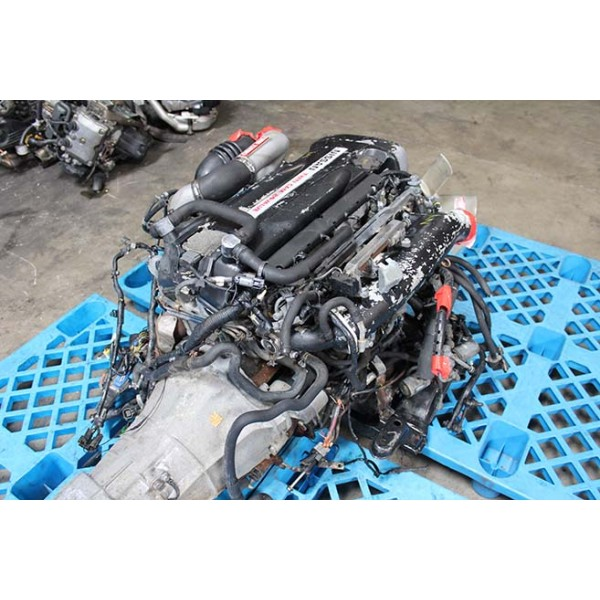 Nissan Skyline Rb26dett Engine Twin Turbo W   Awd Manual
