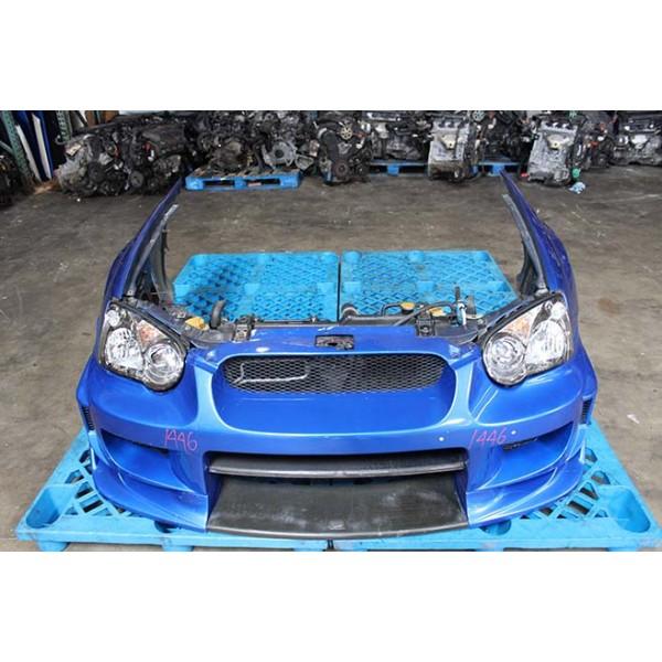 GDB Subaru Impreza WRX STI V8 Chargespeed Front End World
